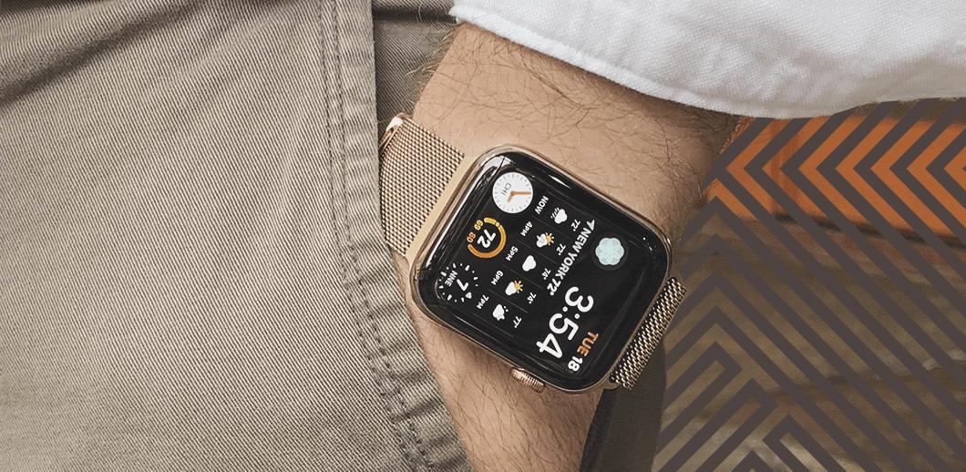 Smartwatch e estilo