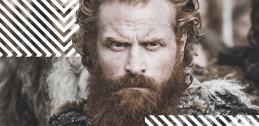 As barbas de Game Of Thrones